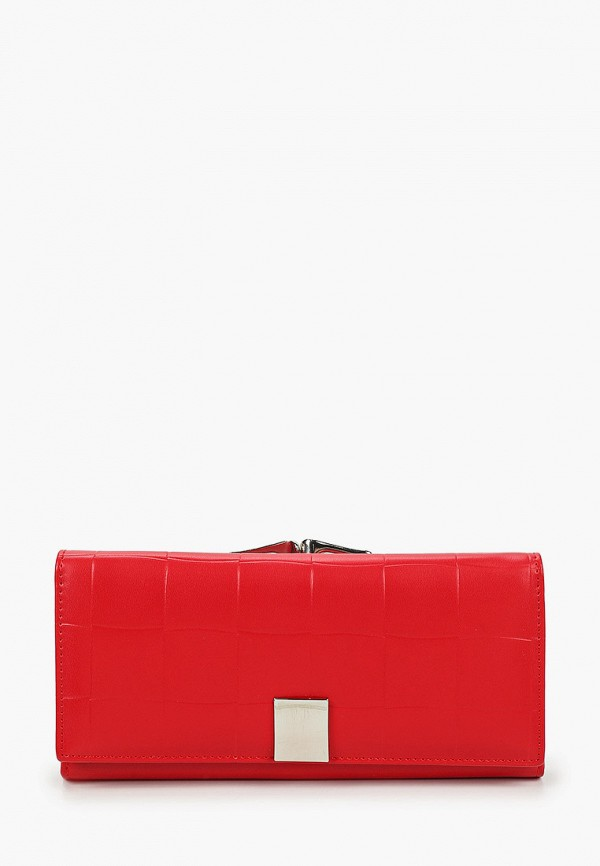женский кошелёк pinkkarrot, красный