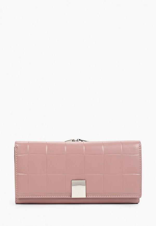 женский кошелёк pinkkarrot, розовый