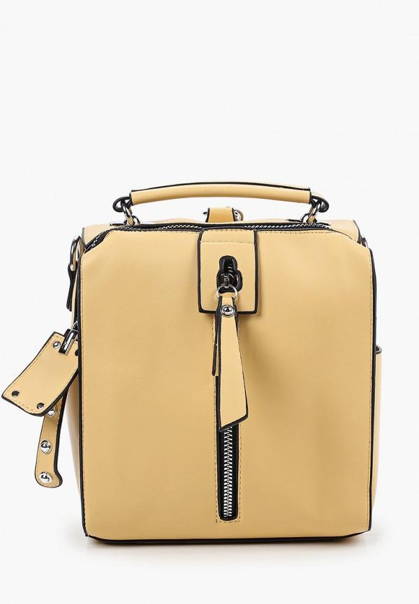 женский рюкзак pinkkarrot, желтый