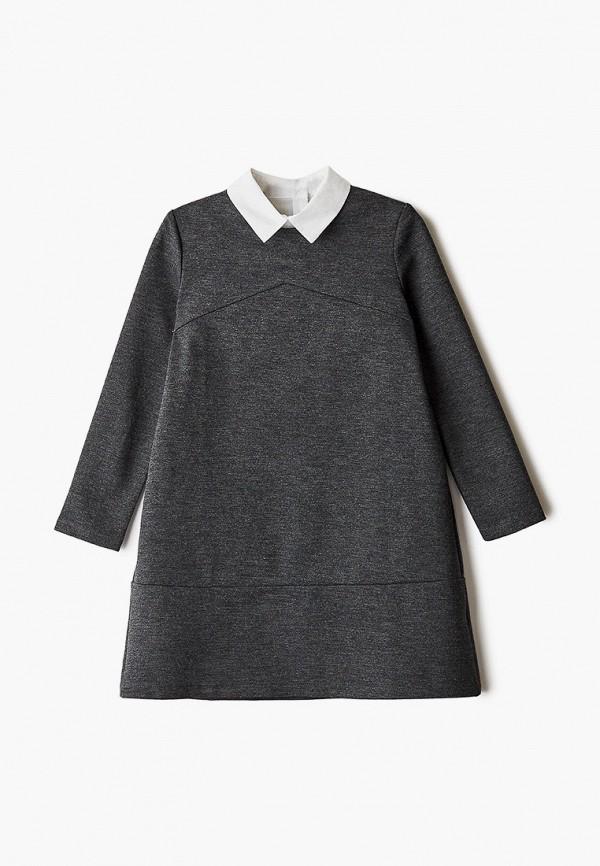 повседневные платье fridaymonday для девочки, серое