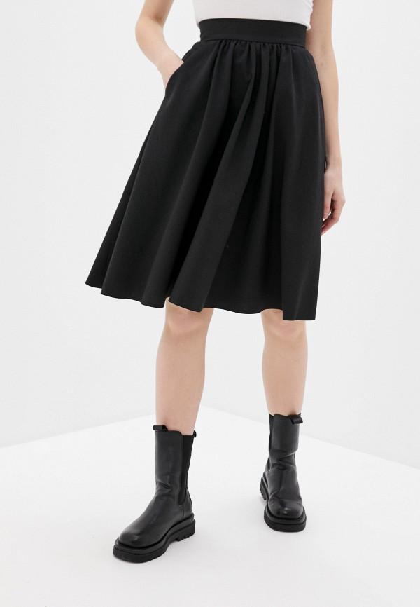 женская юбка fridaymonday, черная