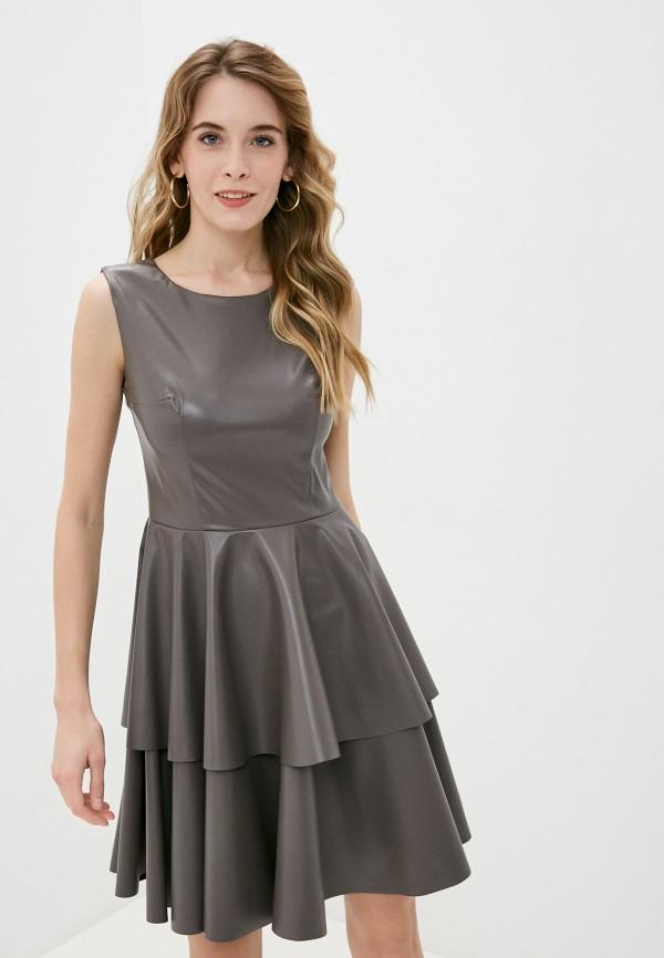 женское платье fridaymonday, серое