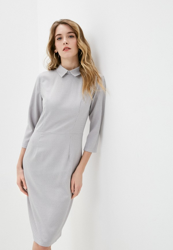 женское платье-футляр fridaymonday, розовое