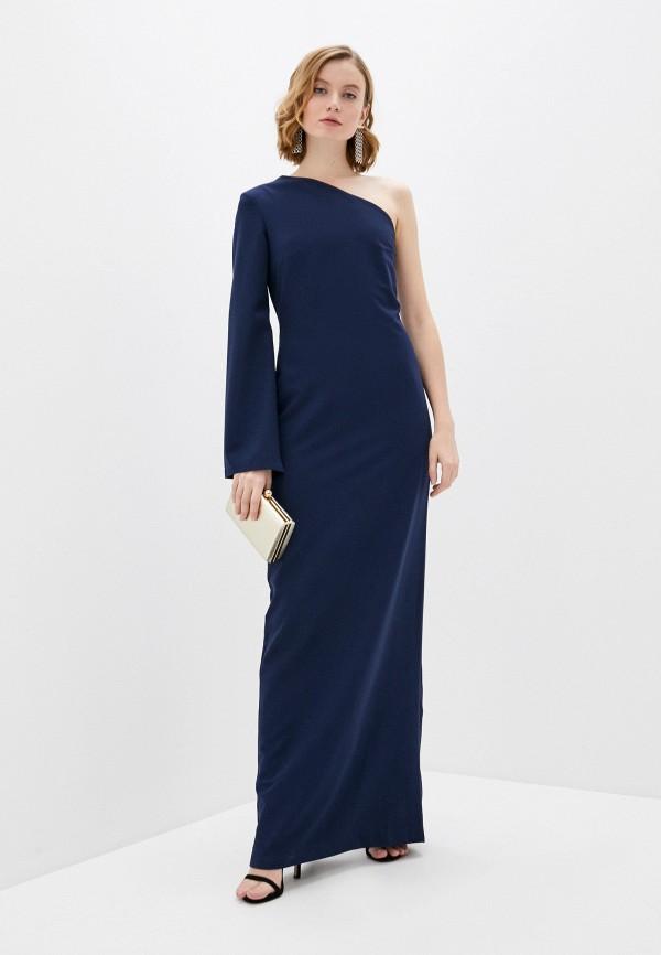 женское вечерние платье fridaymonday, синее