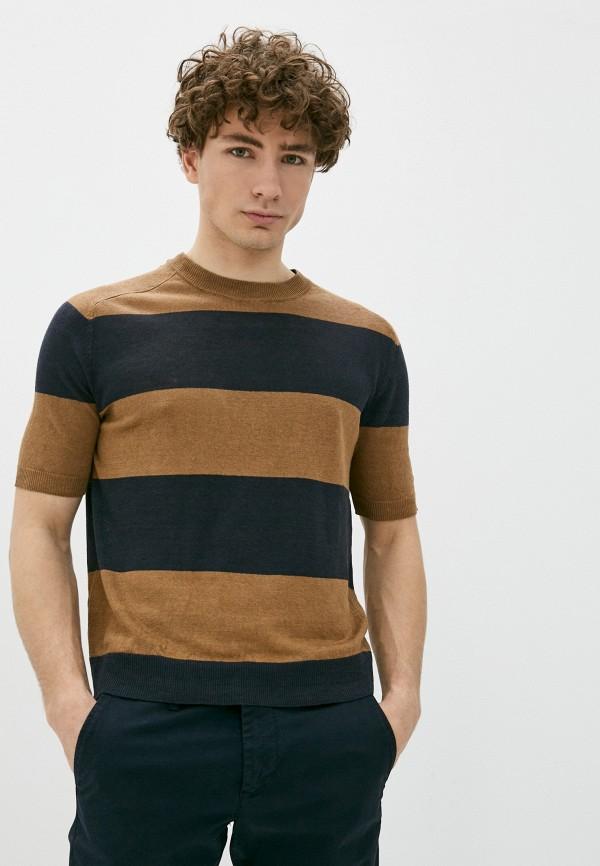 мужской джемпер eleventy, разноцветный