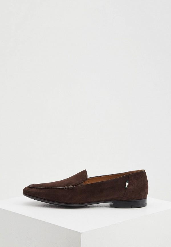 мужские лоферы pakerson, коричневые