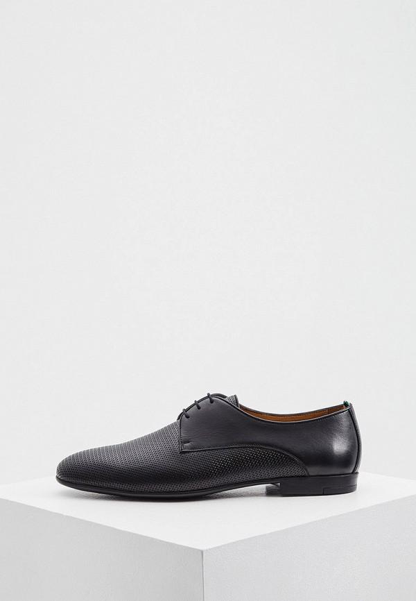 мужские туфли pakerson, черные
