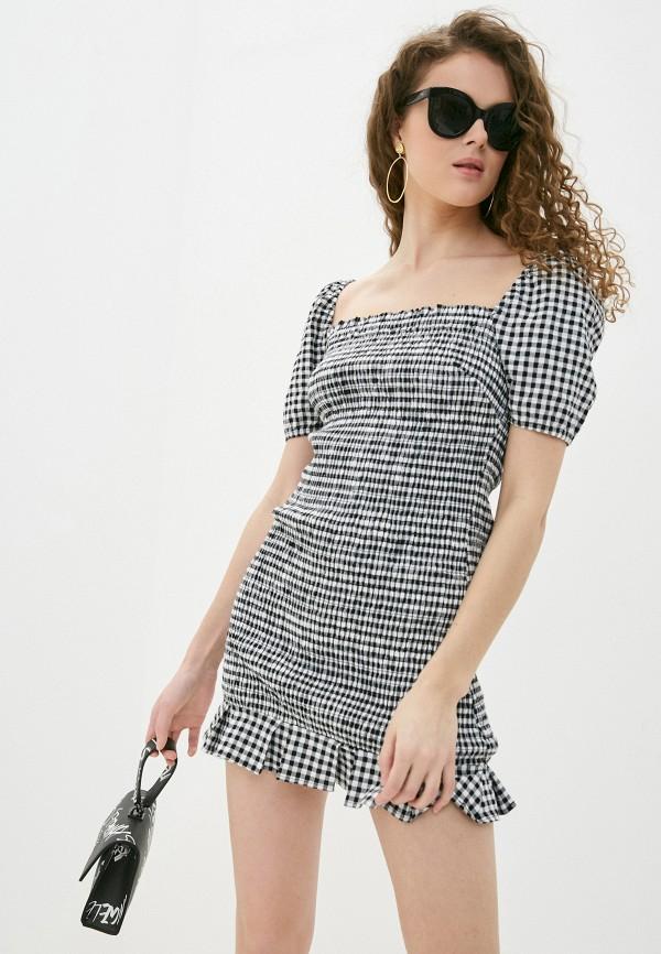 женское платье guess, разноцветное
