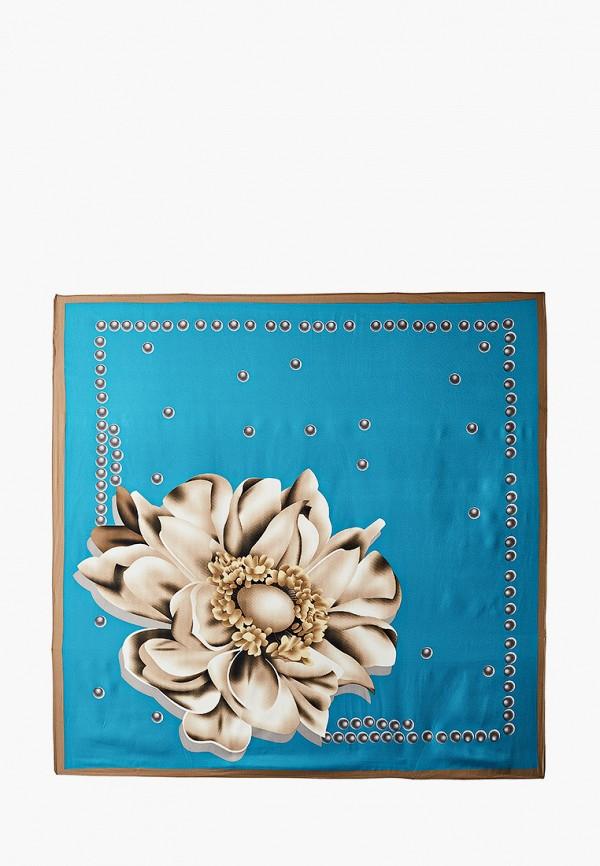 женский платок venera, бирюзовый