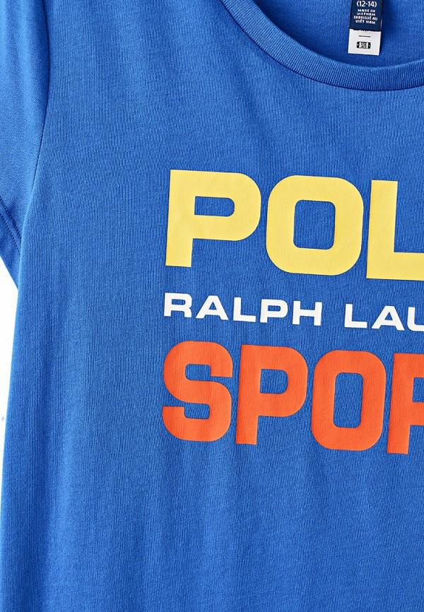 Футболка для мальчика Polo Ralph Lauren 313837718001 Фото 3
