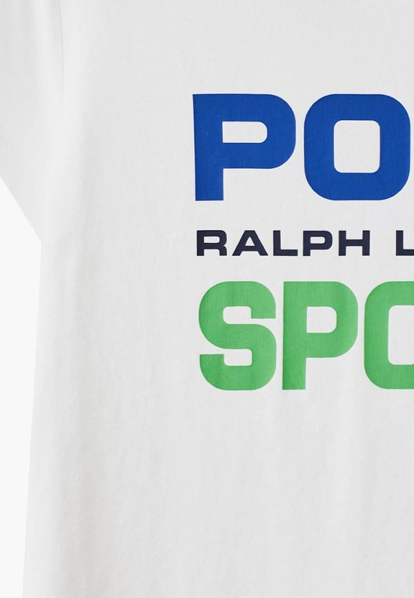 Футболка для мальчика Polo Ralph Lauren 313837718004 Фото 3