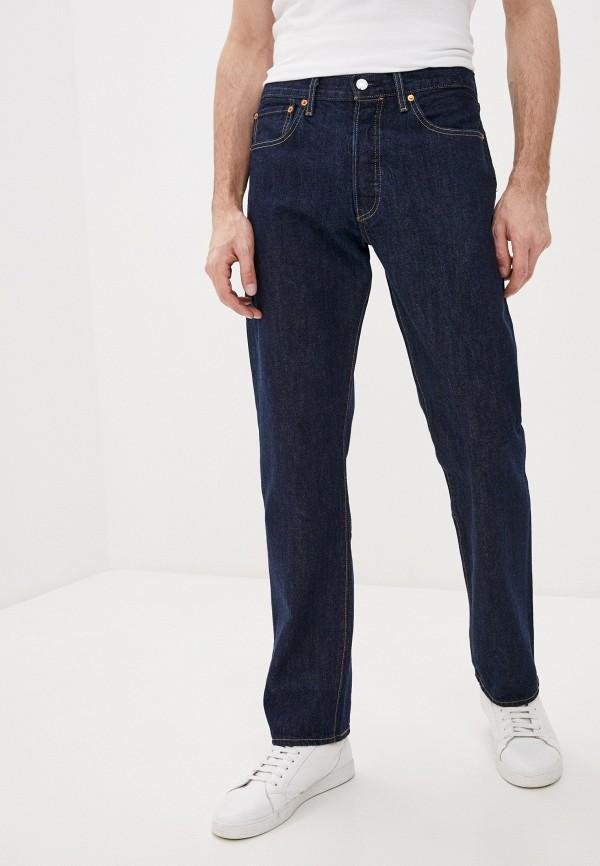 мужские прямые джинсы levi's®, синие