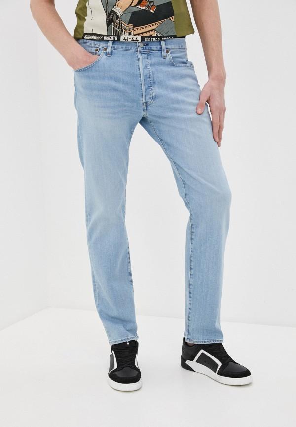 мужские прямые джинсы levi's®, голубые