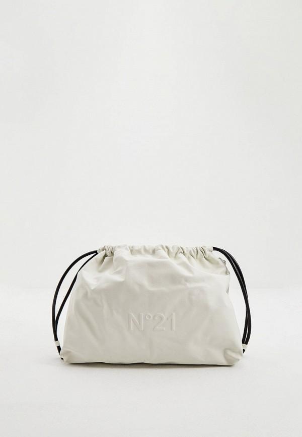 женская сумка n21, белая