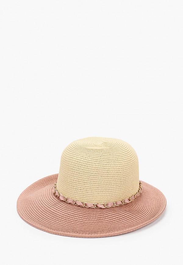 женская шляпа fabretti, разноцветная