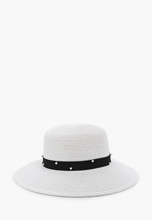 Шляпа Fabretti белого цвета