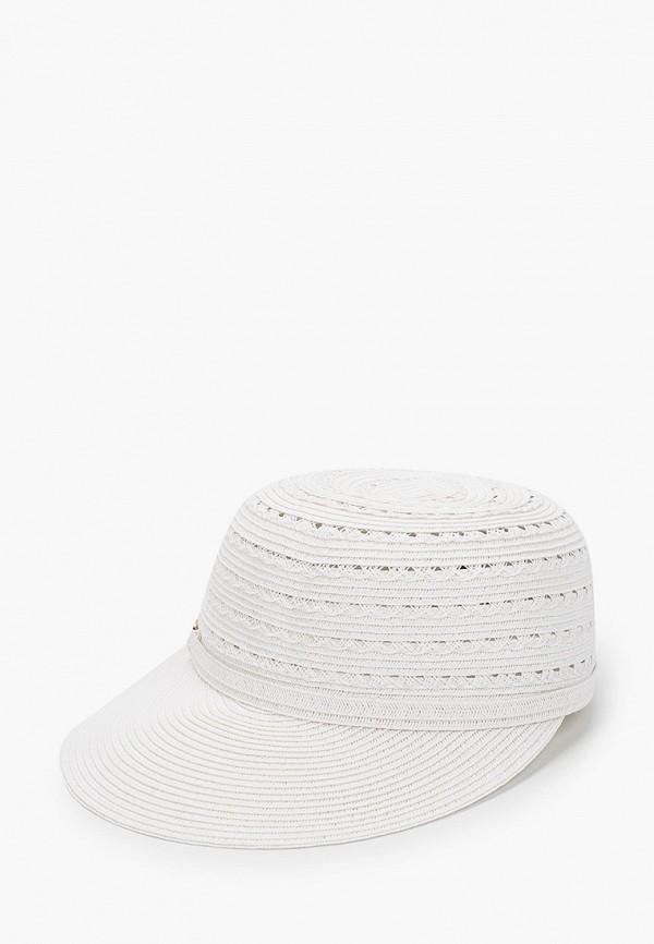 Кепка Fabretti белого цвета