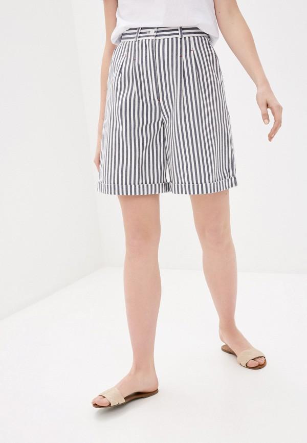 женские повседневные шорты bulmer, серые