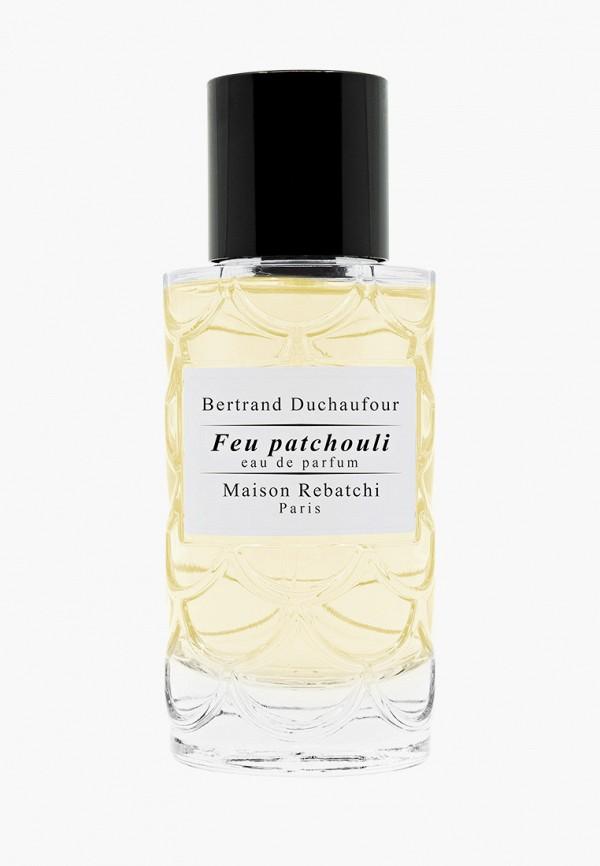 женская парфюмерная вода maison rebatchi