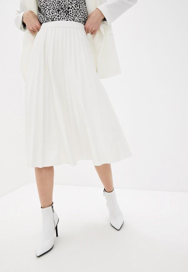 женская юбка unq, белая