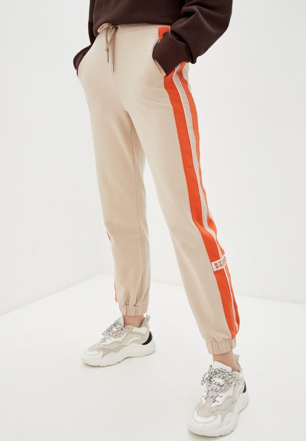 женские спортивные брюки unq, бежевые