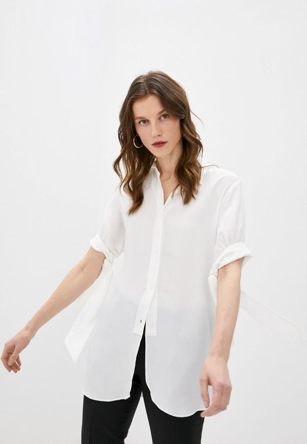 женская блузка brian dales, белая