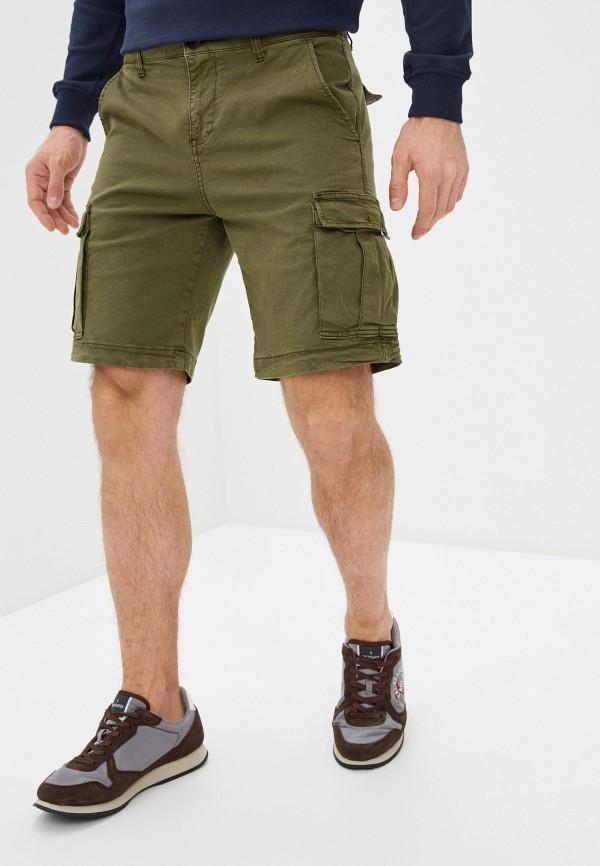 мужские повседневные шорты brian dales, хаки