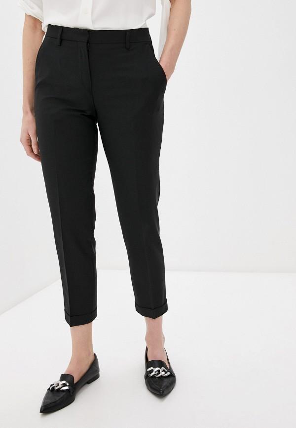 женские классические брюки brian dales, черные