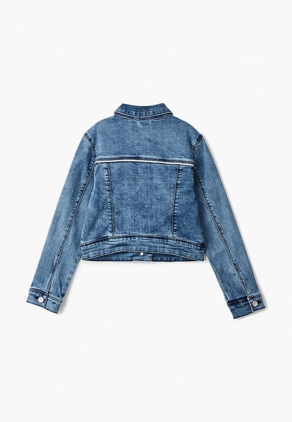 Куртка для девочки джинсовая s.Oliver 401.10.102.26.150.2058700 Фото 2