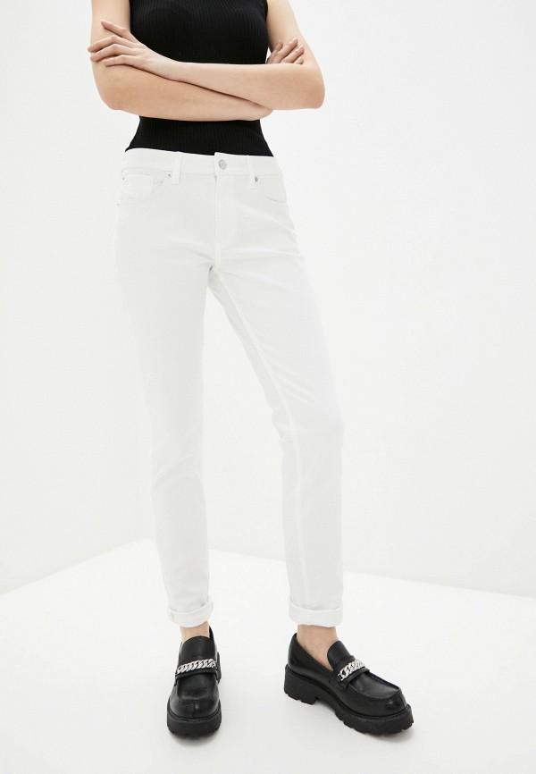 женские джинсы скинни q/s designed by, белые