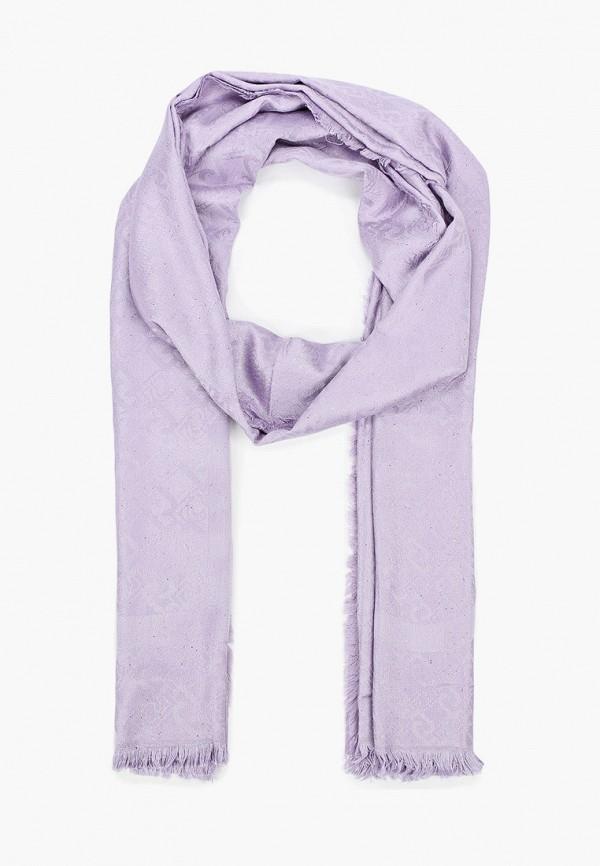 женский палантин liu jo, фиолетовый