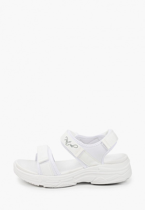 женские сандалии patrol, белые