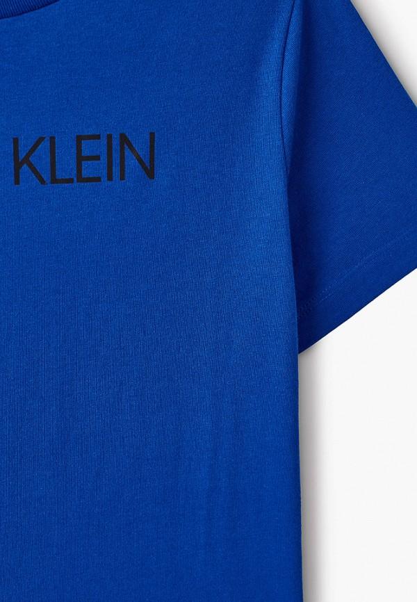 Футболка для мальчика Calvin Klein Jeans IB0IB00347 Фото 3