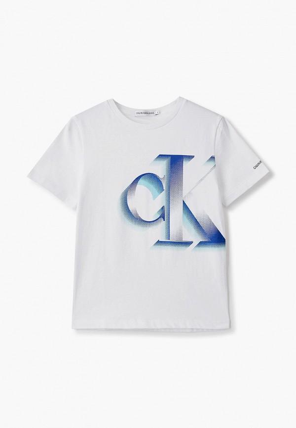Футболка для мальчика Calvin Klein Jeans IB0IB00850