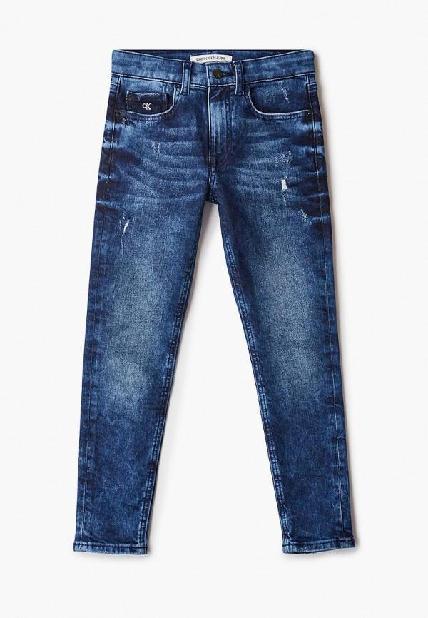 Джинсы для мальчика Calvin Klein Jeans IB0IB00736