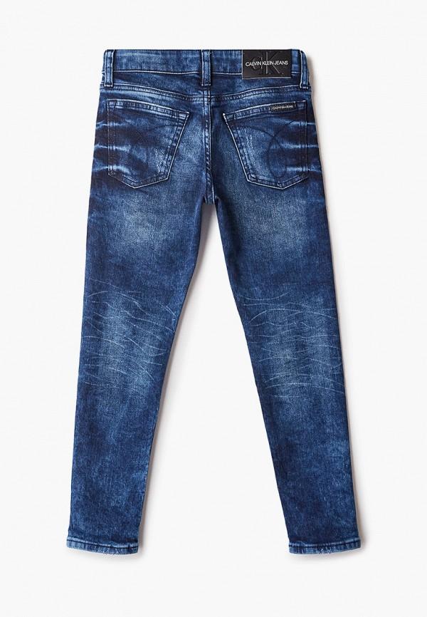 Джинсы для мальчика Calvin Klein Jeans IB0IB00736 Фото 2
