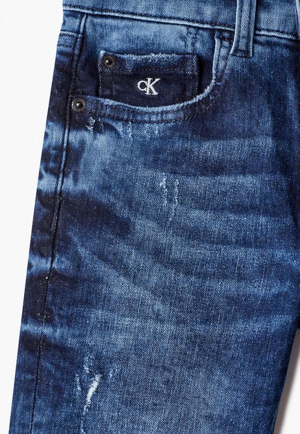 Джинсы для мальчика Calvin Klein Jeans IB0IB00736 Фото 3