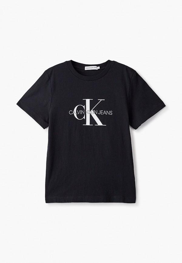 Футболка для мальчика Calvin Klein Jeans IU0IU00068