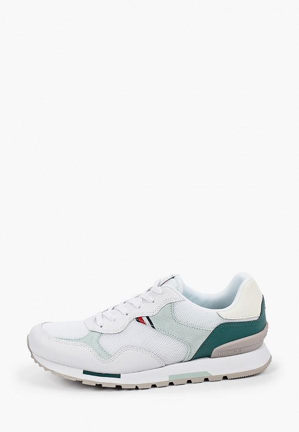 мужские низкие кроссовки tommy hilfiger, разноцветные