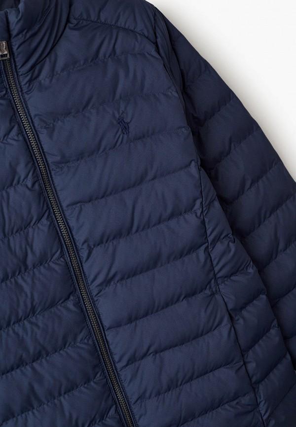 Куртка для девочки утепленная Polo Ralph Lauren 313833149001 Фото 3