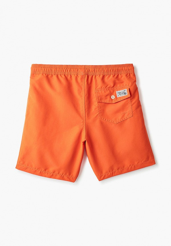 Шорты для мальчика для плавания Polo Ralph Lauren 323785582015 Фото 2