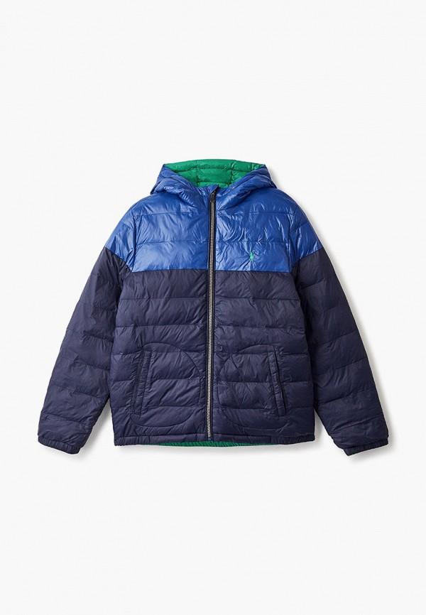 Куртка для мальчика утепленная Polo Ralph Lauren 323832106001