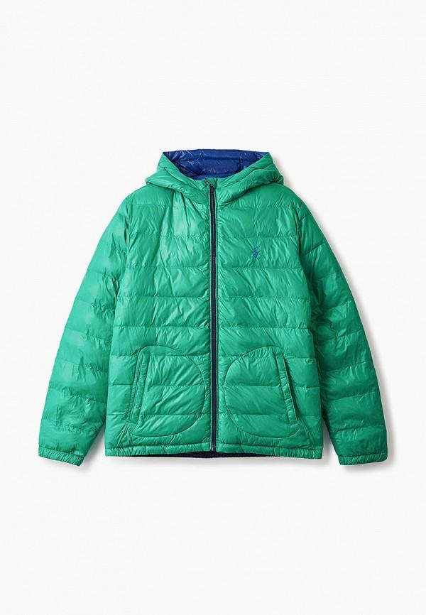 Куртка для мальчика утепленная Polo Ralph Lauren 323832106001 Фото 4