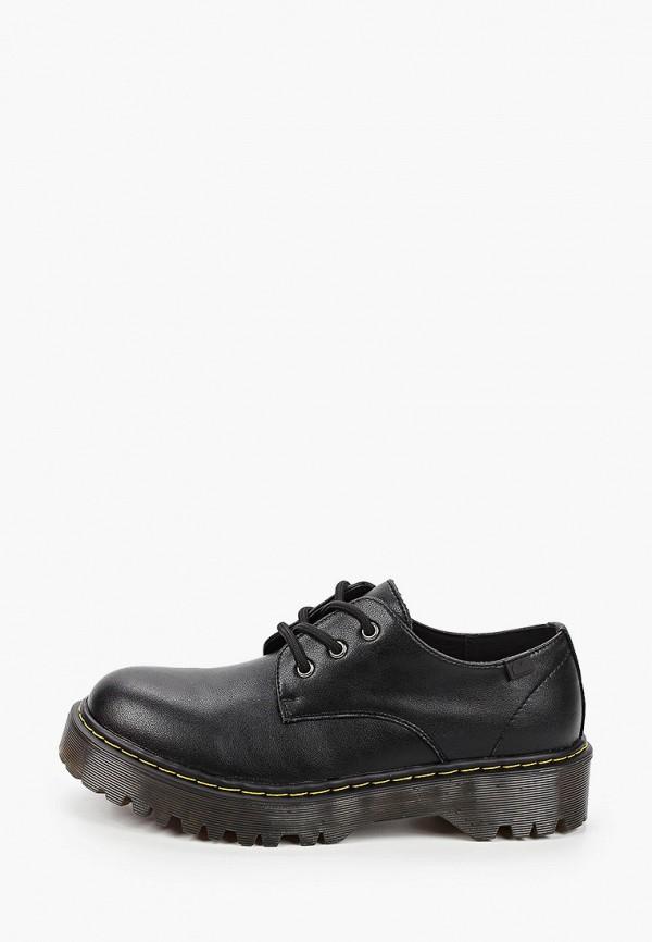 женские ботинки tf's, черные