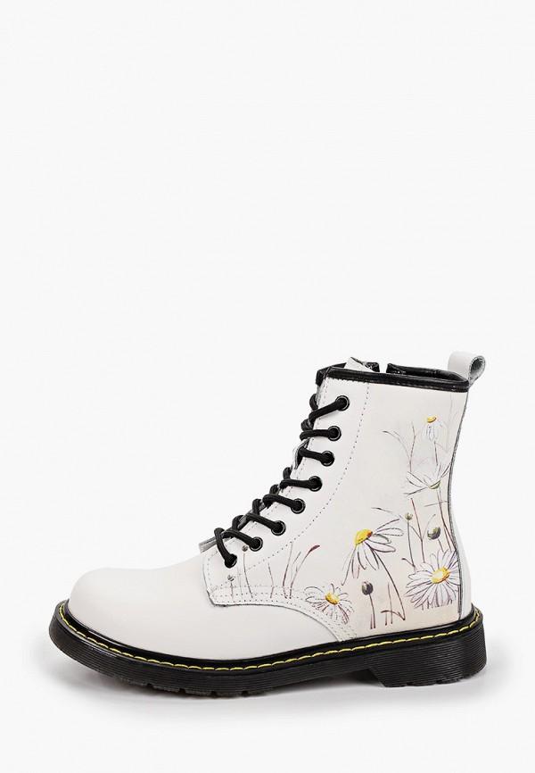 женские ботинки tf's, белые