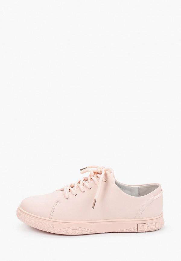 женские кеды tf's, розовые