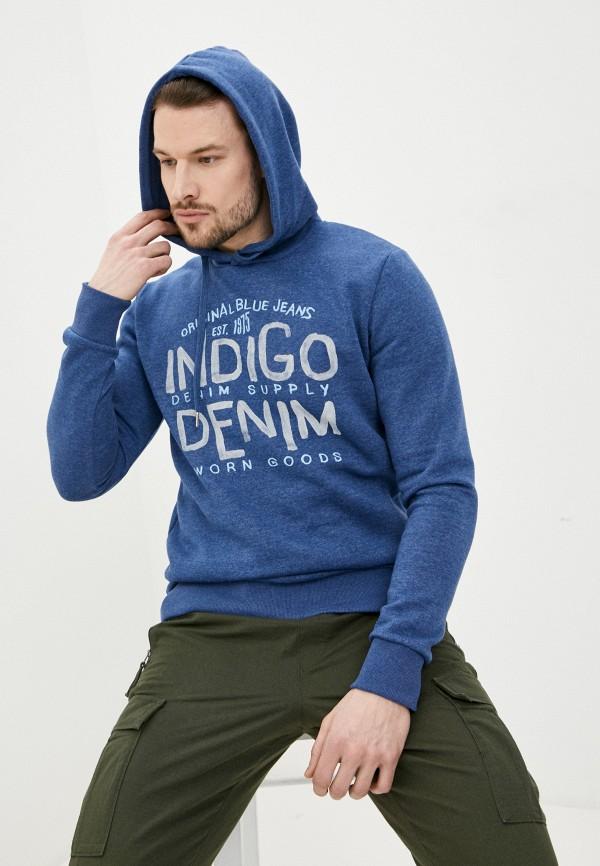 мужские худи produkt, синие