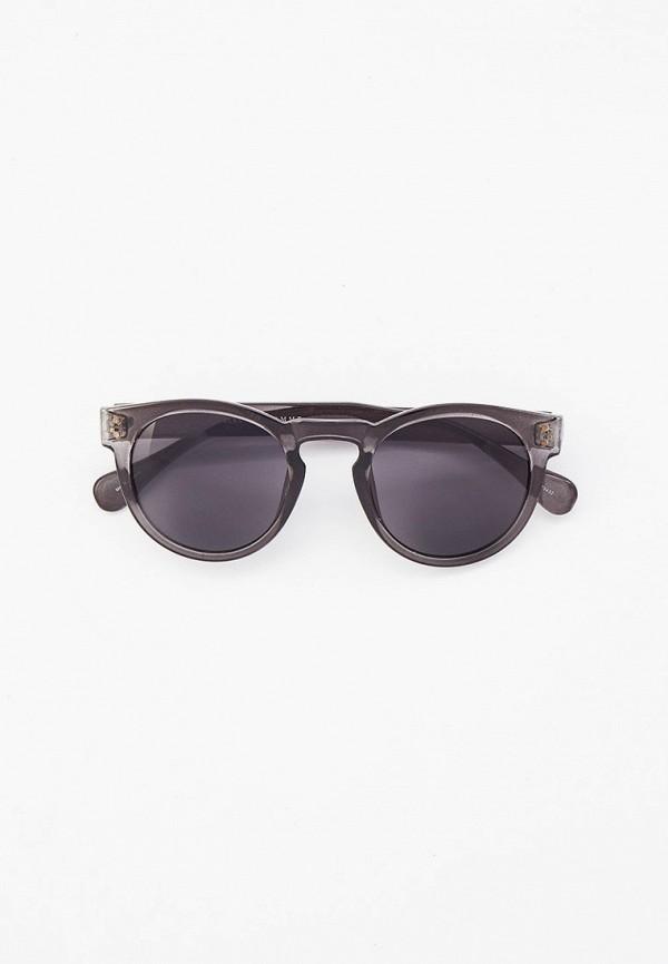 мужские солнцезащитные очки selected homme, серые