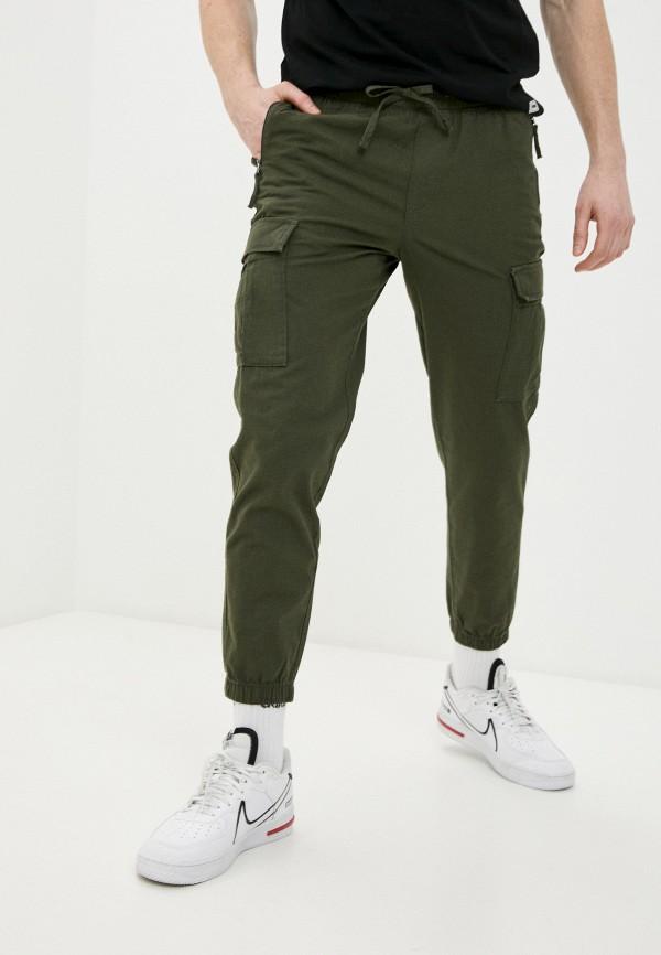 мужские брюки selected homme, хаки