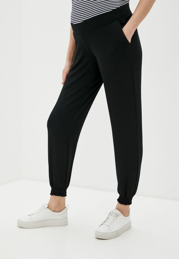 женские спортивные брюки mamalicious, черные